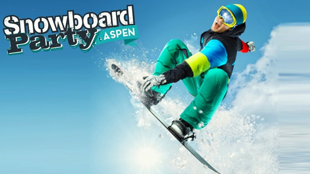 Snowboard Party: Aspen Tips and Tricks